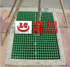绿化树篦子格栅@重庆雨水篦子护树板@玻璃钢格栅厂家