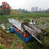 多功能水草收集打捞机械 一体化水葫芦打捞清理设备