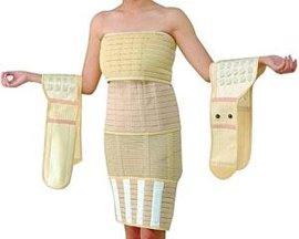 磁性護腰/護背帶 -2
