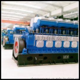 3000kw重油发电机组价格  厂家直销发电机组设备