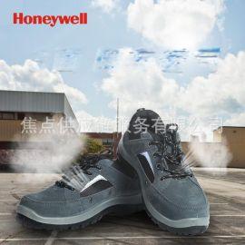 霍尼韦尔防砸防刺穿防静电Tripper低帮运动安全鞋灰黑色SP2010502