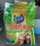 膨润土猫砂厂家25kg袋装