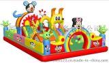 爆款妙妙星充气城堡 充气蹦床  风靡的儿童充气玩具
