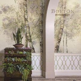 寶路通藝術壁畫,臥室客廳電視背景牆,酒店工程適用