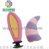 PVC洞洞鞋鞋扣 塑胶鞋扣鞋花