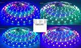 LED彩光灯-1米16段48灯-12V-外置IC-LED全彩灯条