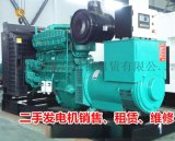 郑州500千瓦发电机组租赁销售柴油发电机组质量好