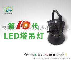 中铁四局LED塔吊灯400W深圳捷能星光电直销