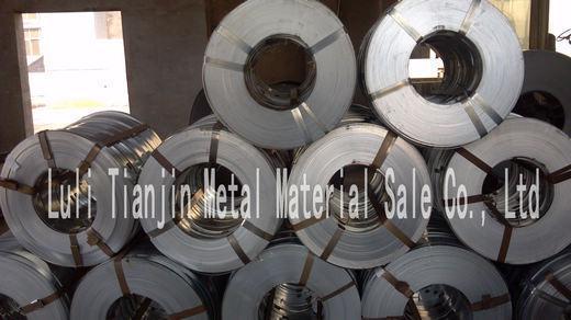 天津鲁立现货销售建筑拉片用20MN冷硬带钢
