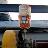 自动润滑器厂家-pulsarlube数码显示泵送注油器