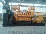 济柴Z12V190B柴油机800KW发电机组