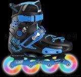 美高s88闪光轮滑鞋