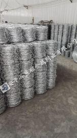 鍍鋅鐵蒺藜#12*14熱鍍鋅高鋅鐵蒺藜#學校圍牆鐵蒺藜#鐵蒺藜生產廠家