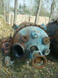 供应二手2吨3吨5吨搪瓷反应釜