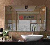 21.5寸長方形智慧家居鏡子 浴室智慧鏡  智慧魔鏡 多媒體觸摸廣告鏡