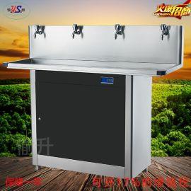 愉升商务饮水机含加热功能饮水机校园饮水机YS-4G高背板饮水机可打水壶