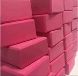 工厂直销环保EVA瑜珈砖 瑜伽辅助用品EVA砖
