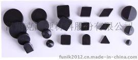 CBN刀具 超硬聚晶整体立方氮化硼PCBN刀片 多种尺寸可定制