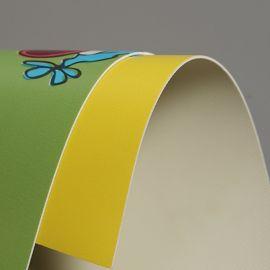 環保PVC塑膠地板 幼兒園卡通耐磨地板膠