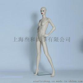 上海叁和 sef-045 工厂直销女模特 玻璃钢模特