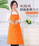 泰安广告宣传围裙加工定做厂家直销