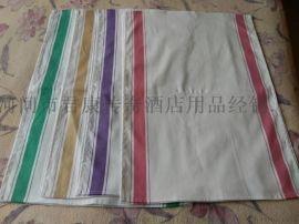 君康全棉折花布擦杯布 酒店會所口布西餐廳純棉餐巾布口布