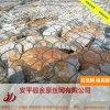 新型石笼网镀锌格宾网机器窝边宾格网厂家直销