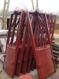 沧州铸铁闸门 机闸一体式铸铁闸门 80cm机闸一体门