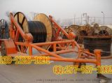 电缆拖车厂家 电缆盘拖车 电缆放线车 多功能拖车 电缆炮车