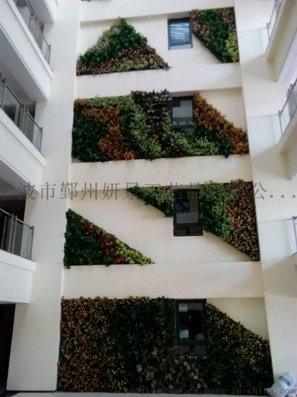 成都仿真植物墙 植物围墙 绿篱墙生产 假植物墙生产 立体绿化