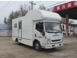 程力威牌CLW5082XCCE5型餐车(东风EQ1080SJ8BDC底盘)厂家直销 品种齐全