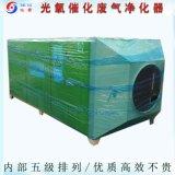 噴漆房光氧催化廢氣淨化器,有機廢氣處理,光氧催化除臭設備