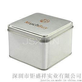 手表包装铁盒 精美礼品包装马口铁盒 首饰盒