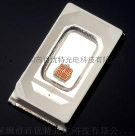 620-625nm 超高亮红光贴片 17-19lm led发光二极管