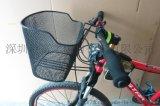 山地自行车挂篮菜篮铁篮子挂筐子车篓子单车装备配件
