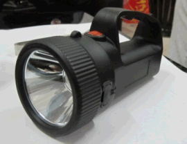 華榮BAD301防爆強光工作燈 手提式防爆巡檢探照燈 便攜式工作燈