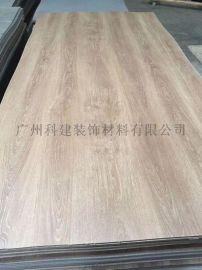 夏幕尼橡木6053NT,天然木皮防火板飾面板免漆板