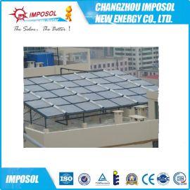 大型酒店熱水工程,學校宿舍集熱器工程,太陽能集熱器工程