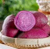 新鲜现挖小紫薯本土新鲜5斤