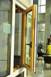 泰州贝科利尔专业定制80系列铝包木外开窗