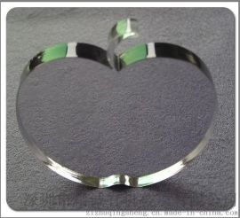 厂家批发透明亚克力相框相架 亚克力苹果相框 亚克力多功能相框