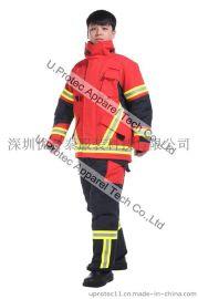 消防服,消防灭火服,消防战斗服,消防员灭火防护服