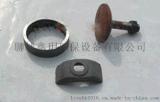 鑫玥环保 定做加工优质锅炉配件 入孔盖板 头孔装置 手孔压码