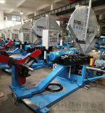 供应山东地区三本钢带模经济型螺旋风管机