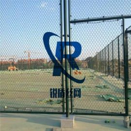 球場圍網 籃球場圍欄網 羽毛球場圍網 運動場地圍網 支持定做