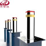 万宏达WHD500全自动液压升降柱路障