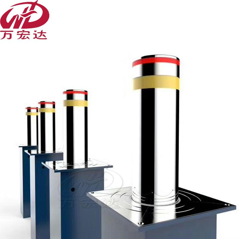 万宏达whd500全自动液压升降柱路障图片