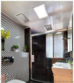 白色美观铝扣板,工装防火铝扣板,铝扣板吊顶
