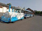 1拖3观光列车,燃油观光车,全自动观光车