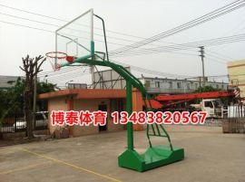 南昌市固定篮球架 移动篮球架 电动液压篮球架